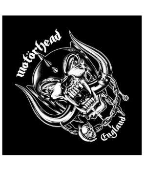 Bandana Bandana Negro-Blanco Mot/örhead England