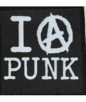 Parche Anarchy Punk