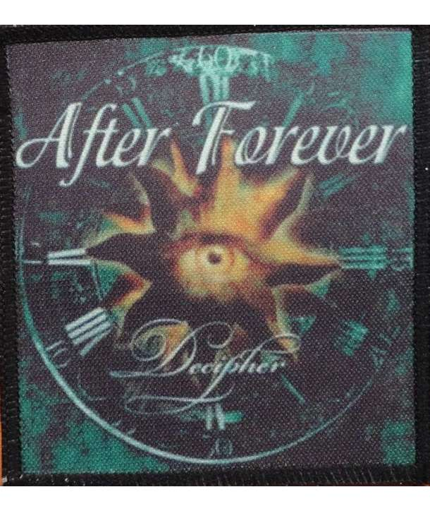 Parche AFTER FOREVER - Decipher