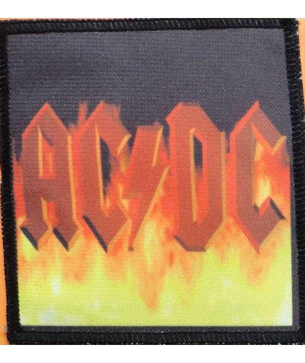 Parche ACDC - Logo Fire