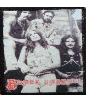 Parche BLACK SABBATH - Vintage Photo
