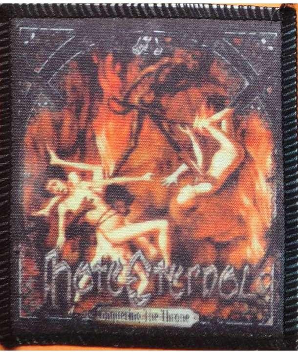 Parche HATE ETERNAL - Conquering the Throne