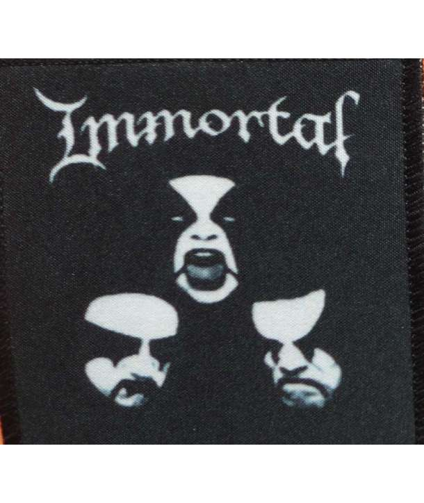 Parche IMMORTAL - Faces