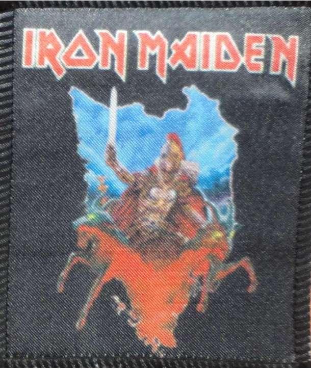 Parche IRON MAIDEN - Eddie Sword