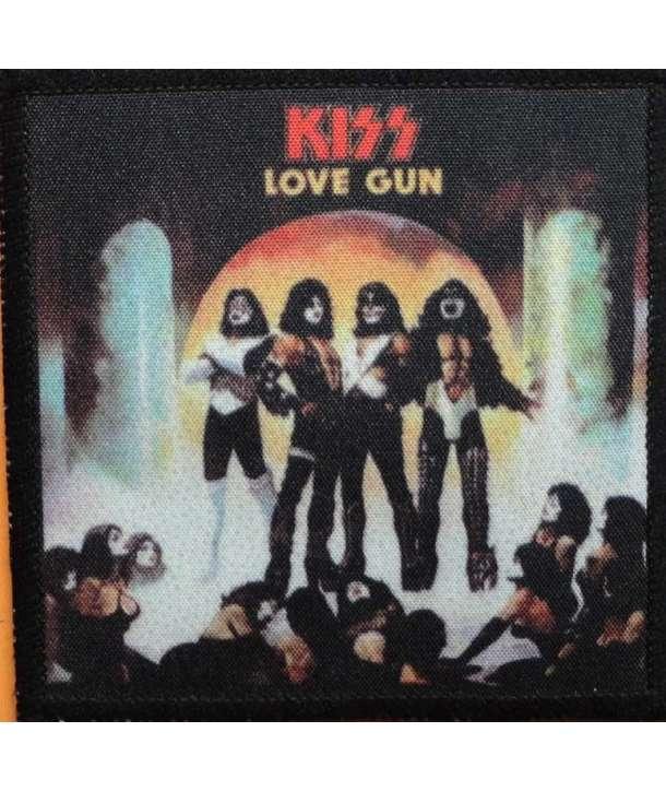 Parche KISS - Love Gun