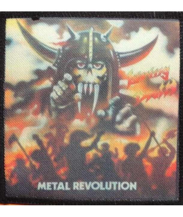 Parche LIVING DEATH - Metal Revolution