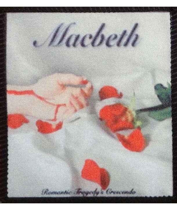 Parche MACBETH - Romantic Tragedys Crescendo