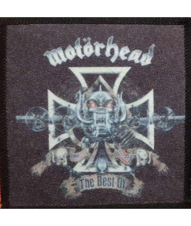 Parche MOTORHEAD - Best Of