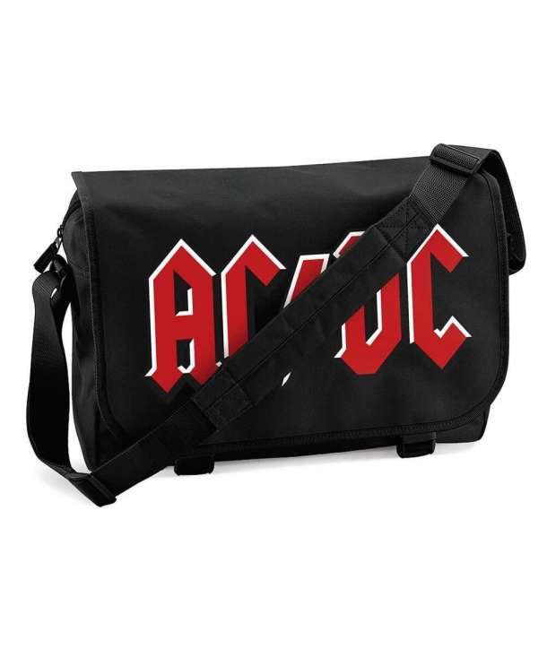Bolso ACDC - Logo Rojo