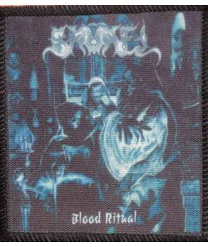 Parche SAMAEL -Blood Ritual