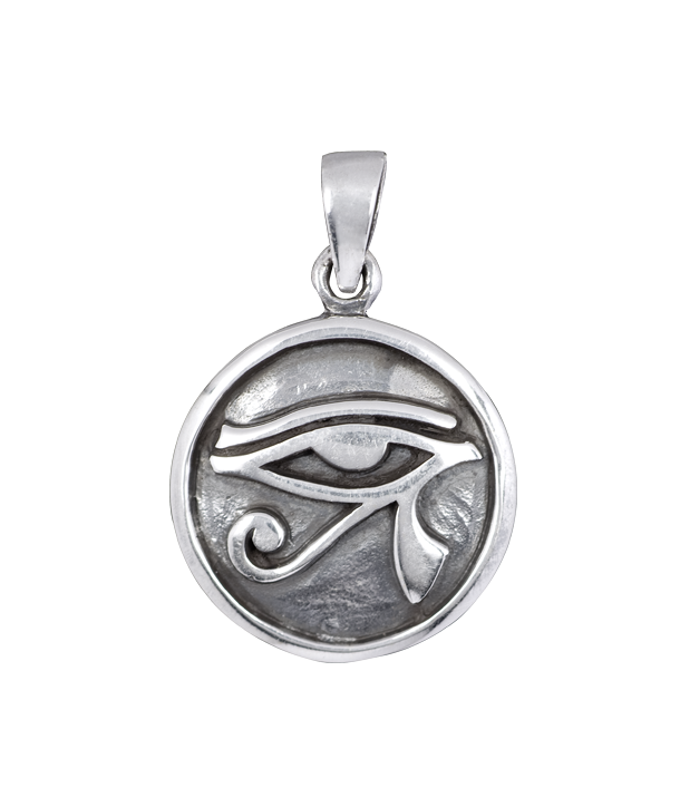 Colgante Ojo de Horus Plata