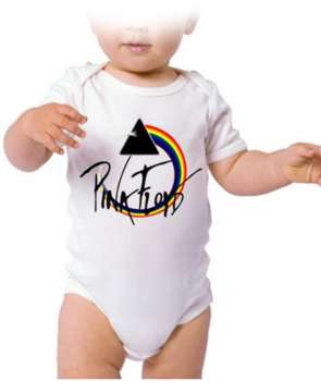 Body PINK FLOYD - Dark Side Blanco