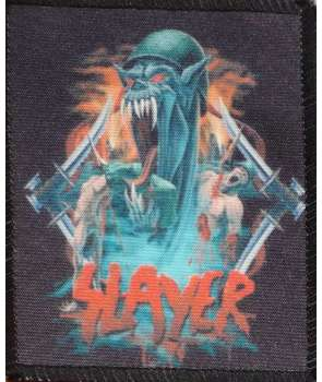 Parche SLAYER - D