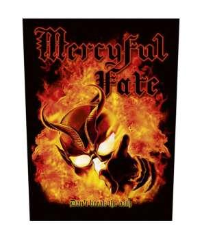 Parche para espalda MERCYFUL FATE - Don`t Break The Oath