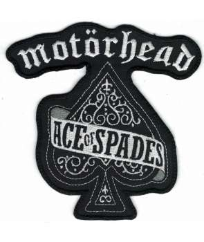 Parche MOTORHEAD - Ace Of Spades Bordado