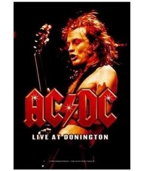 Bandera ACDC - Live At Donnington