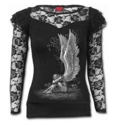 Camiseta ENSLAVED ANGEL Chica Spiral