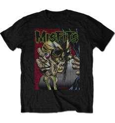 Camiseta MISFITS - Pushead
