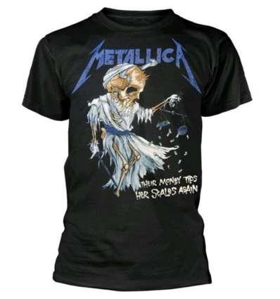 Camiseta METALLICA - Doris