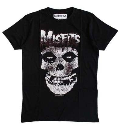 Camiseta MISFITS - Blood Skull