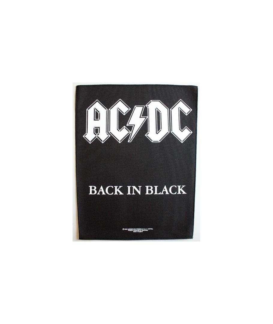 AC//DC/ /Espalda parche /For Those about to rock/