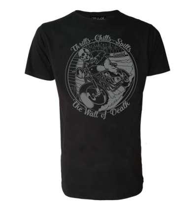 Camiseta WALL OF DEATH