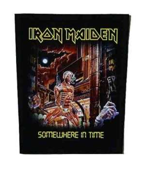 Parche para espalda IRON MAIDEN - Somewhere In Time