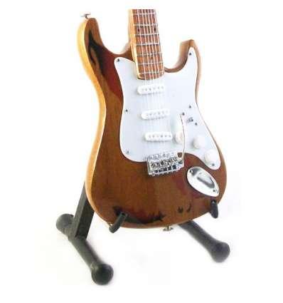 Guitarra Miniatura RORY GALLAGHER