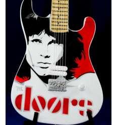 Guitarra Miniatura THE DOORS - Morrison Tribute