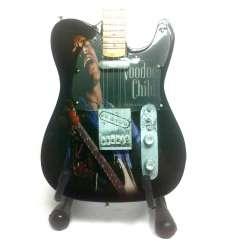 Guitarra Miniatura JIMI HENDRIX - Voodoo
