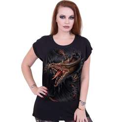 Camiseta BREAKING OUT Chica Spiral
