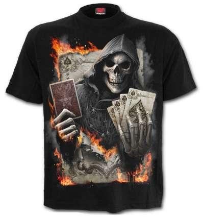 Camiseta Spiral ACE REAPER