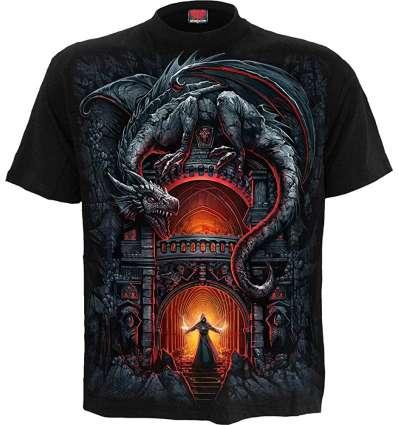 Camiseta Spiral DRAGON´S LAIR