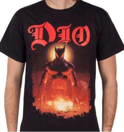 Camiseta DIO - Last In Line