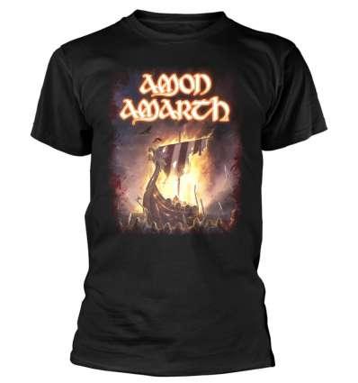 Camiseta AMON AMARTH - 1000 Burning Arrows