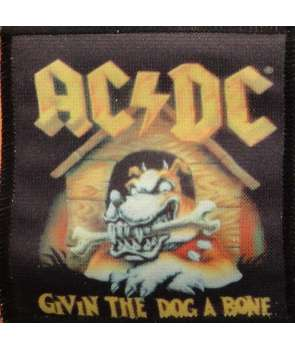 Parche ACDC - Giving The Dog A Bone
