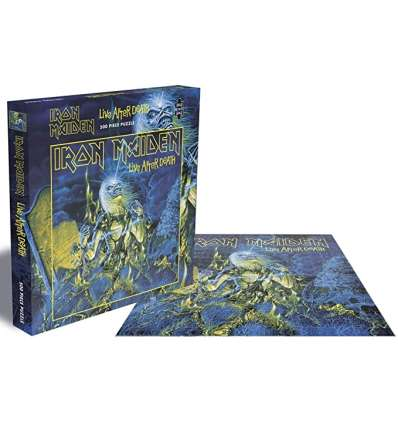 PUZZLE IRON MAIDEN - Live After Death 500 PIEZAS