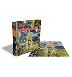 PUZZLE IRON MAIDEN - Iron Maiden 500 PIEZAS