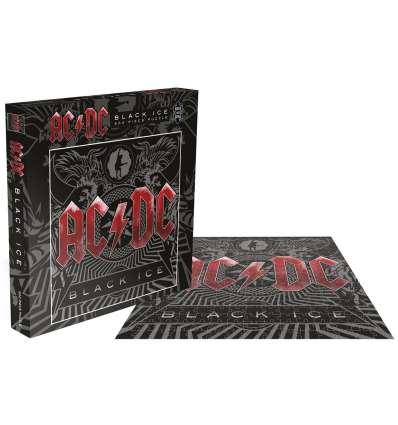 PUZZLE ACDC - Black Ice 500 PIEZAS