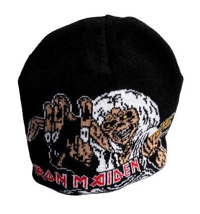 Gorro IRON MAIDEN - Number Of The Beast