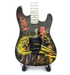 Guitarra Miniatura IRON MAIDEN - Killers Tribute