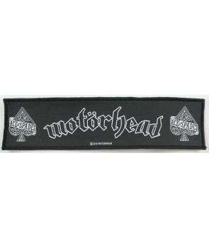 Parche alargado MOTORHEAD - Ace Of Spades